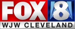 WJW Fox 8 logo